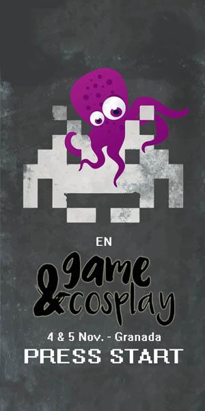 game & cosplay granada