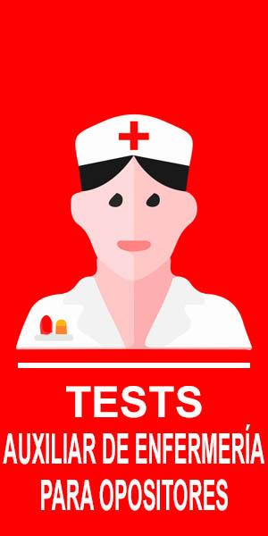 app tests auxiliar enfermería oposiciones gratis