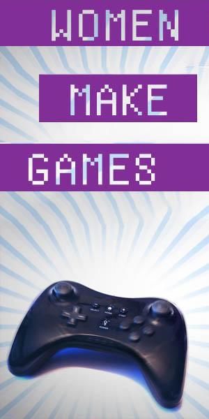 women make games