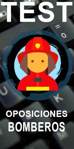 test oposiciones bomberos gratis