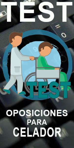 app gratis test oposiciones a celador