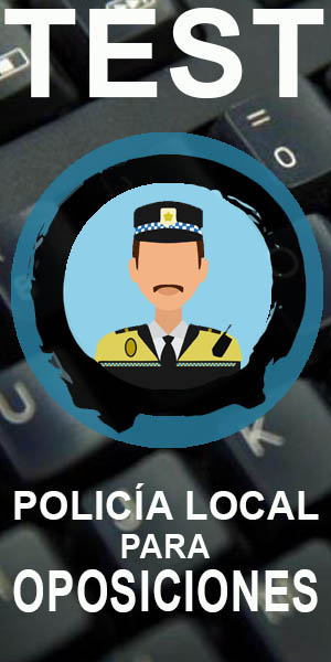 app de test oposiciones policía local